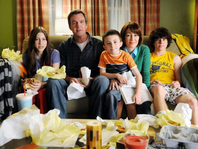 ザ・ミドル 中流家族のフツーの幸せ シーズン1 第1話 ママはスーパーウーマンじゃない!?