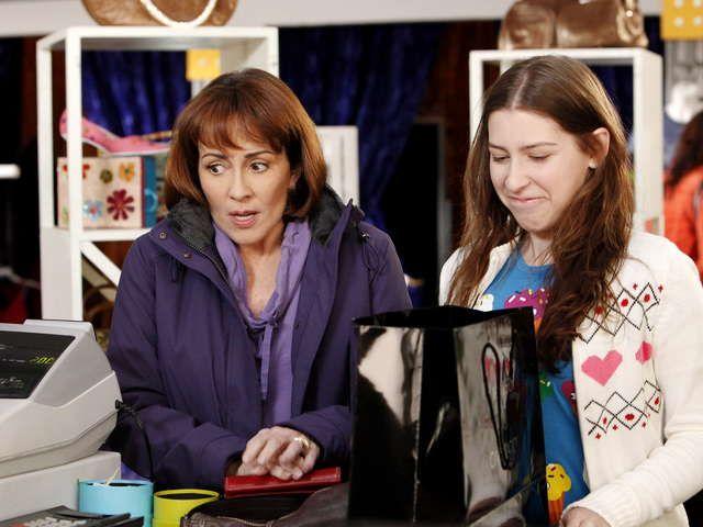 ザ・ミドル 中流家族のフツーの幸せ シーズン1 第11話 もやもや思春期