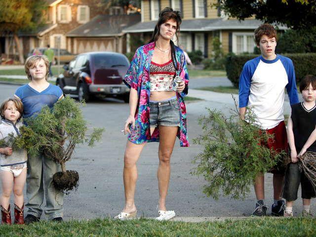 ザ・ミドル 中流家族のフツーの幸せ シーズン1 第12話 恐怖の隣人