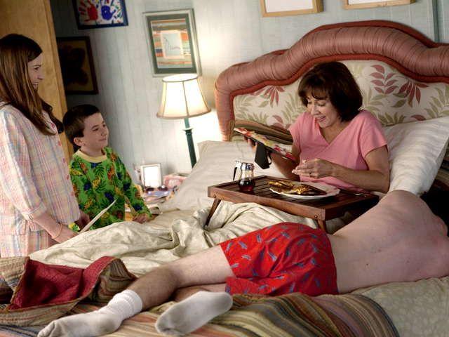 ザ・ミドル 中流家族のフツーの幸せ シーズン1 第22話 偽りの母の日