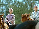 皇帝の恋〜寂寞の庭に春暮れて〜 第1話 「良児と葉三」