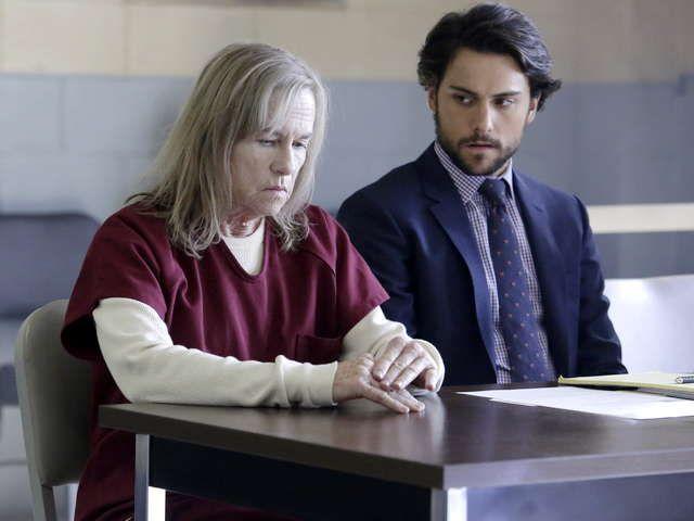 殺人を無罪にする方法 シーズン3 第2話 獄中の被害者