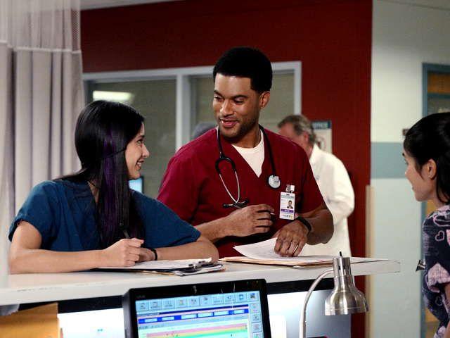 ナイトシフト 真夜中の救命医 シーズン3 第2話 旅立ちの夜