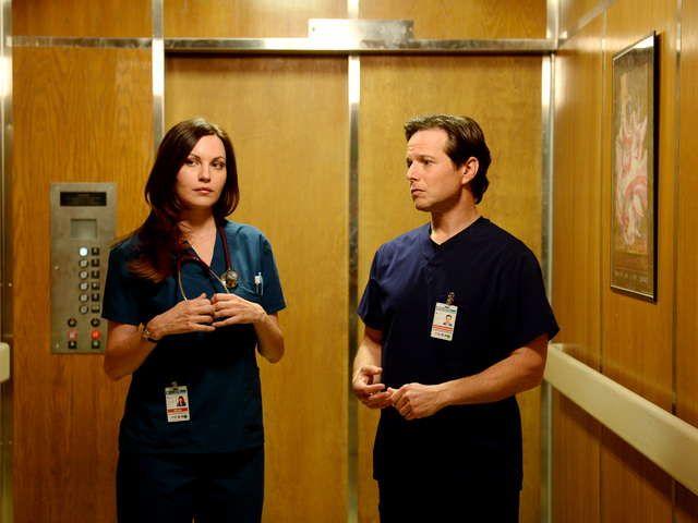 ナイトシフト 真夜中の救命医 シーズン3 第7話 母と娘の夜