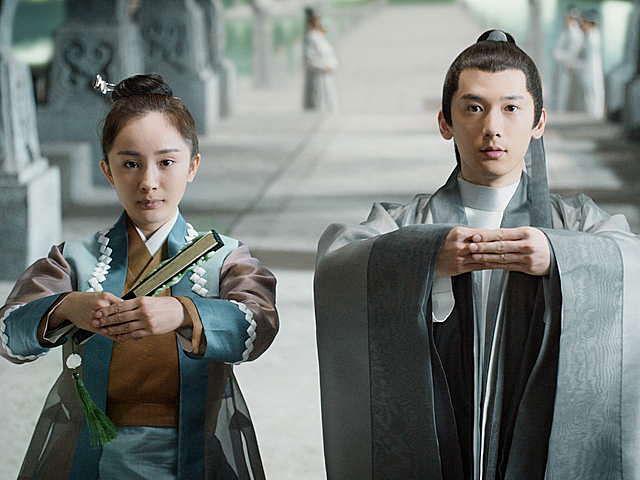 永遠の桃花〜三生三世〜 第1話 崑崙虚での修行