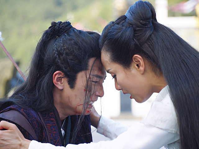 楚喬伝-いばらに咲く花- 第24話 九幽台(きゅうゆうだい)の惨劇