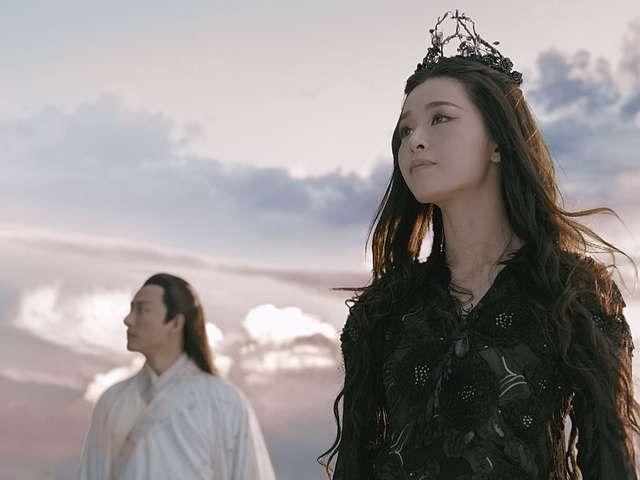海上牧雲記〜3つの予言と王朝の謎 第12話 霊珠の中の女