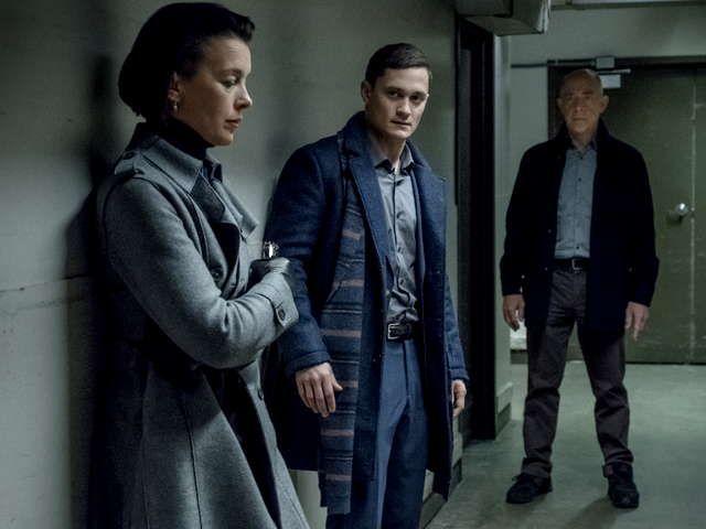 カウンターパート/暗躍する分身 シーズン1 第5話 揺さぶりと調査