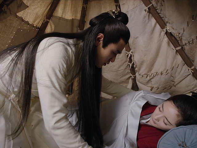 扶揺(フーヤオ)〜伝説の皇后〜 第35話 砂漠への出奔