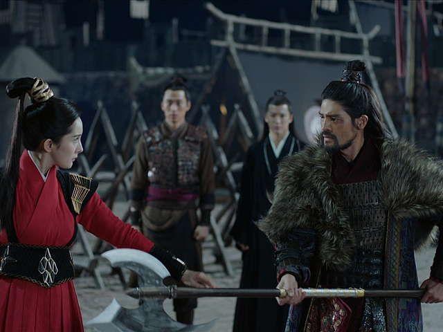 扶揺(フーヤオ)〜伝説の皇后〜 第36話 天権国の特使