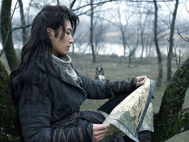海上牧雲記〜3つの予言と王朝の謎 第28話 馳狼の巣