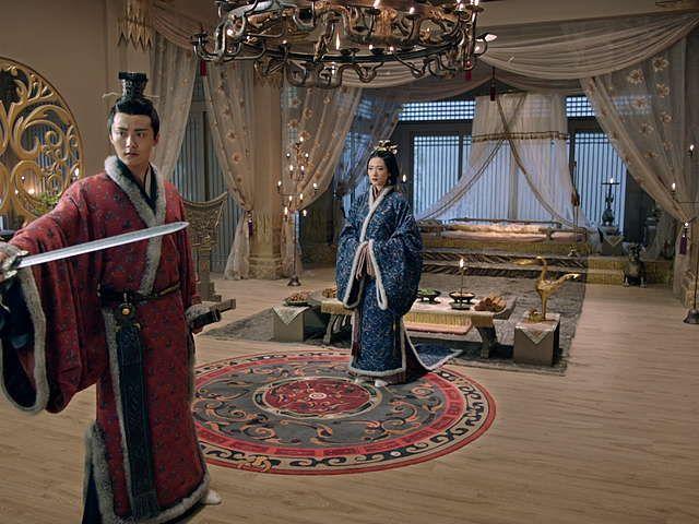 三国志 Secret of Three Kingdoms 第8話 董承の反乱