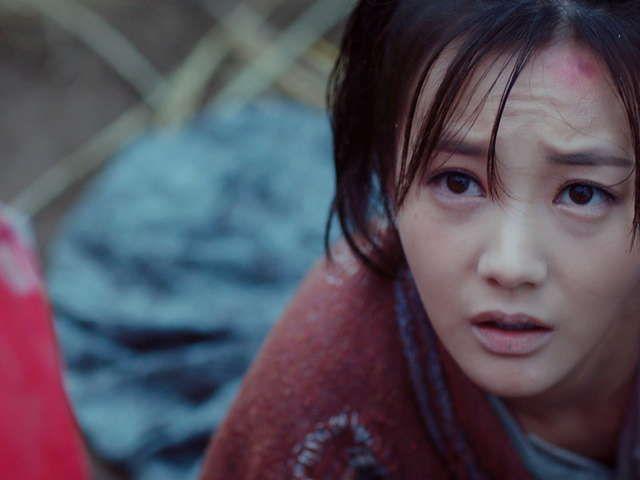 晩媚と影〜紅きロマンス〜 第1話 血に染まる傘