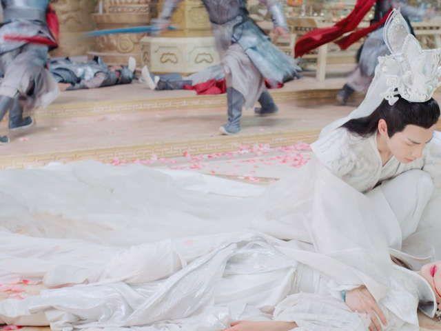 霜花の姫〜香蜜が咲かせし愛〜 第46話 眠りの姫