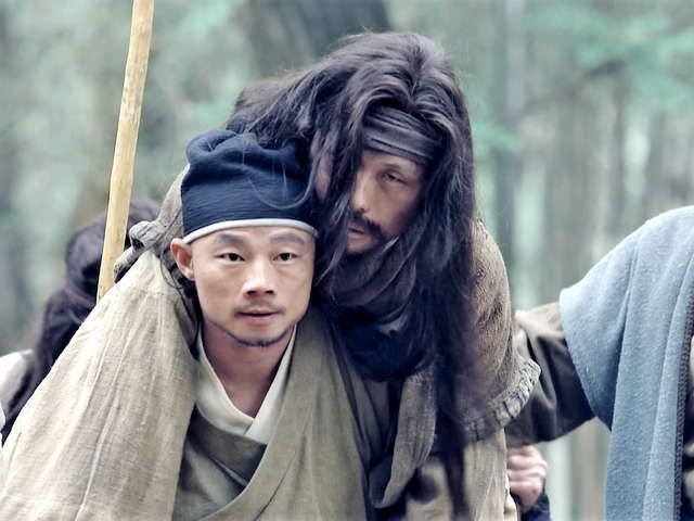 少林問道 第21話 銅人(どうじん)奪還