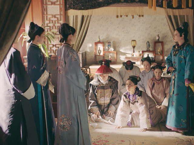 瓔珞<エイラク>〜紫禁城に燃ゆる逆襲の王妃〜 第2話 枇杷膏の秘密