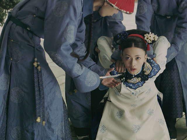 瓔珞<エイラク>〜紫禁城に燃ゆる逆襲の王妃〜 第8話 玉佩の持ち主