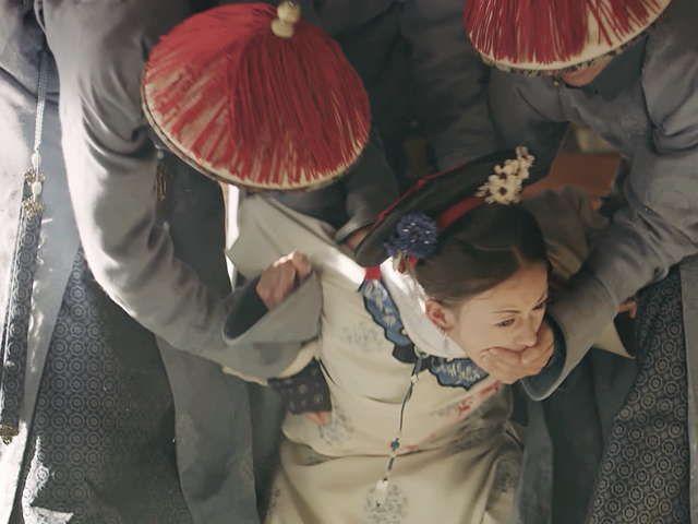 瓔珞<エイラク>〜紫禁城に燃ゆる逆襲の王妃〜 第9話 太監の凶行