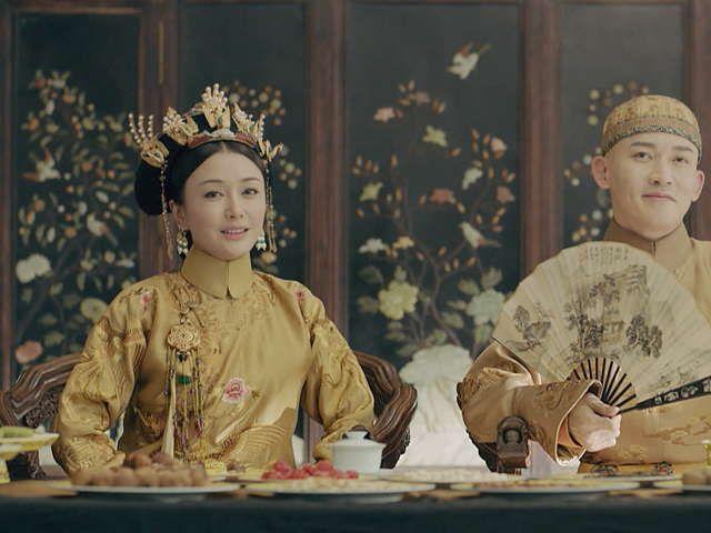 瓔珞<エイラク>〜紫禁城に燃ゆる逆襲の王妃〜 第12話 復讐の果実