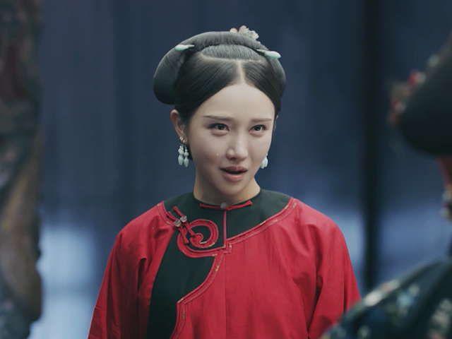 瓔珞<エイラク>〜紫禁城に燃ゆる逆襲の王妃〜 第16話 堕ちた妃