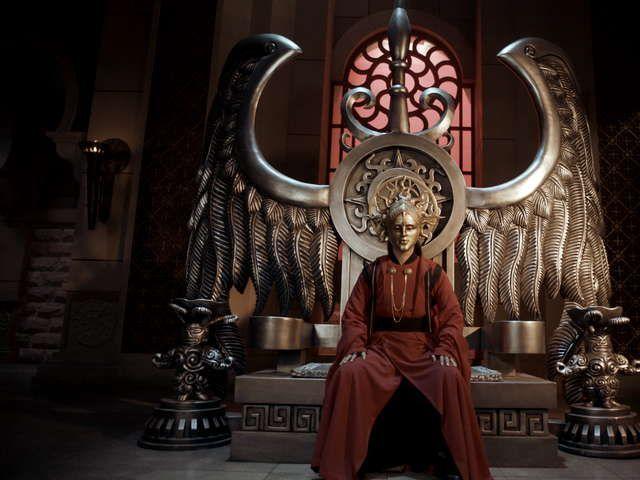 将夜 戦乱の帝国 第14話