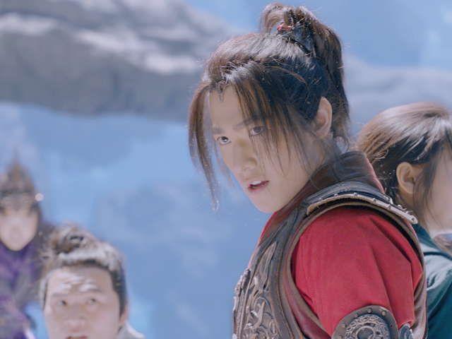 神龍<シェンロン>-Martial Universe- 第24話