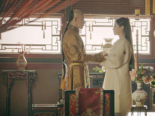 瓔珞<エイラク>〜紫禁城に燃ゆる逆襲の王妃〜 第32話 舞に散りて