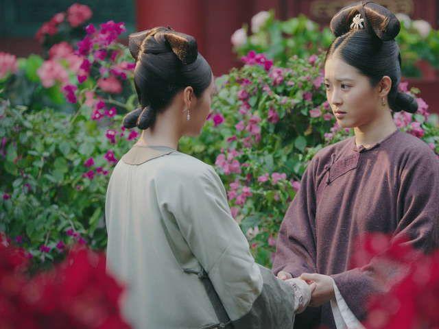 如懿伝〜紫禁城に散る宿命の王妃〜 第24話 ひそかな見守り
