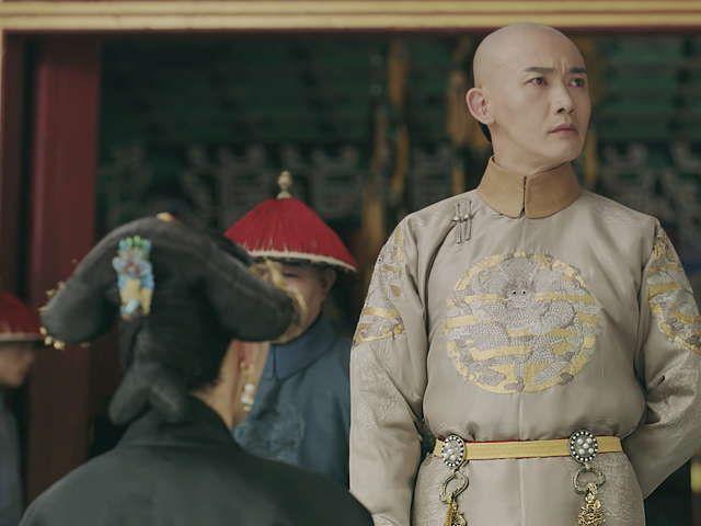 瓔珞<エイラク>〜紫禁城に燃ゆる逆襲の王妃〜 第51話 乱心の裏で