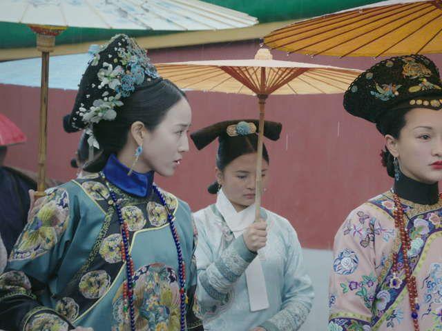 如懿伝〜紫禁城に散る宿命の王妃〜 第32話 身代わり