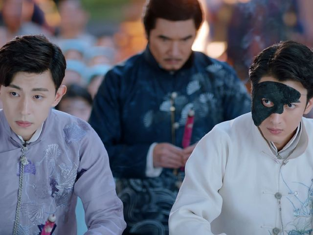 海棠が色付く頃に 第14話 花神の儀式
