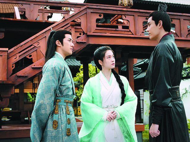 白華の姫〜失われた記憶と3つの愛〜 第9話