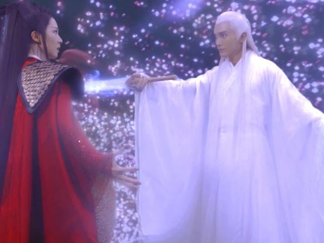 夢幻の桃花〜三生三世枕上書〜 第1話 青丘の姫