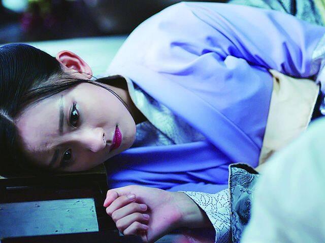 白華の姫〜失われた記憶と3つの愛〜 第50話