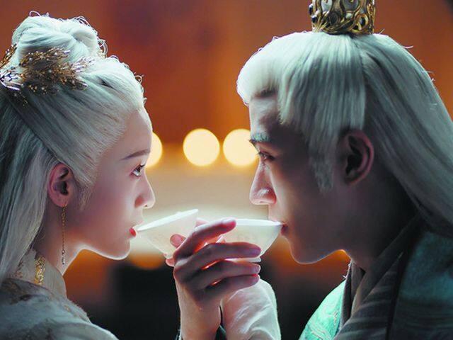 白華の姫〜失われた記憶と3つの愛〜 第52話