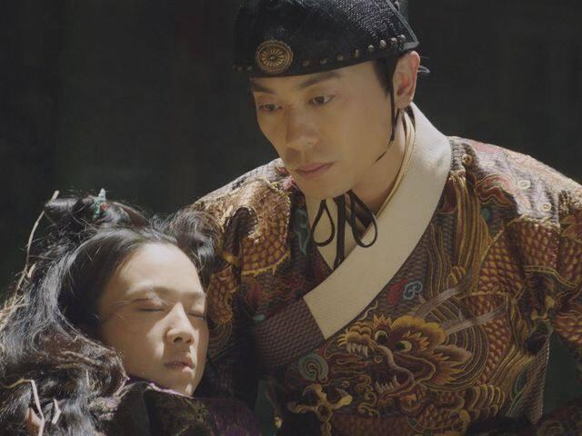 大明皇妃 -Empress of the Ming- 第6話