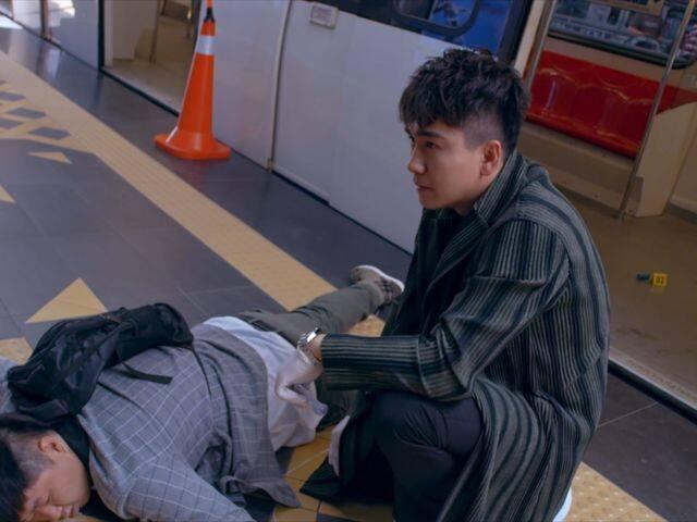 オリジナル・シン -原生之罪- 第14話 二次元殺人事件(2)