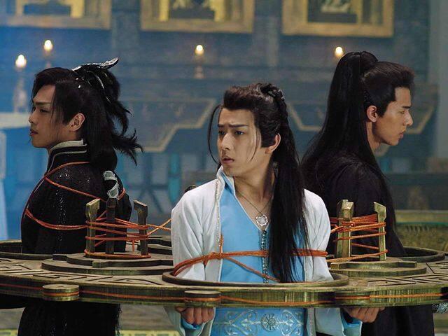 九州天空城〜星流花の姫と2人の王〜 第2話 浮玉嶺(ふぎょくりょう)での試練