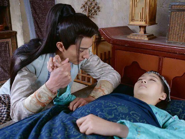 九州天空城〜星流花の姫と2人の王〜 第16話 星流花神とその恋人 現る