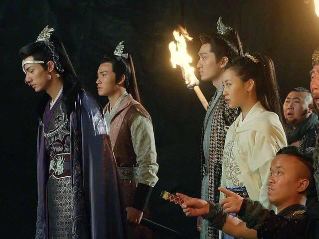 九州天空城〜星流花の姫と2人の王〜 第18話 「婚礼は破談だ」天逸 姿を消す