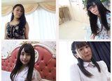 ランク10(テン)国 東京グラビアアイドル図鑑 厳選 黒髪ロング娘