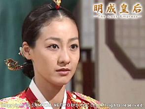 明成皇后 第10話