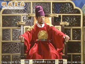 明成皇后 第27話
