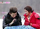 ウヨン(2PM)&パク・セヨンの私たち結婚しました 第2話
