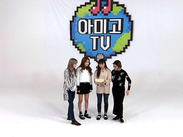 アイドルに夢中!アミーゴTV シーズン1 第9話 MAMAMOO