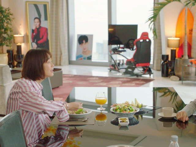 トップスター・ユベク〜同居人はオレ様男子〜 第10話 不思議な世界