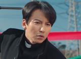 熱血司祭 第1話 怒れる司祭
