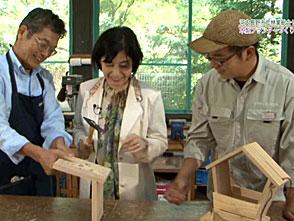 手づくり花づくり #993『手づくりの木製プランター』