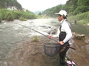 鮎 2010 小倉均 放流河川の攻略法