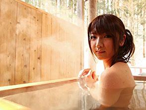 女優おんせん #39 神咲詩織×長野県・信州 新奈川温泉 鳥屋沢